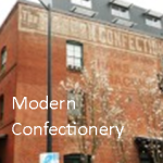 Modern confectionery lofts
