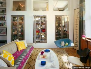 Portland Condos living room